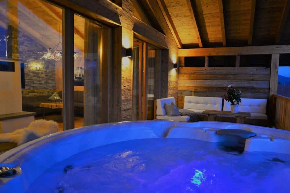 Индивидуальная спа-ванна