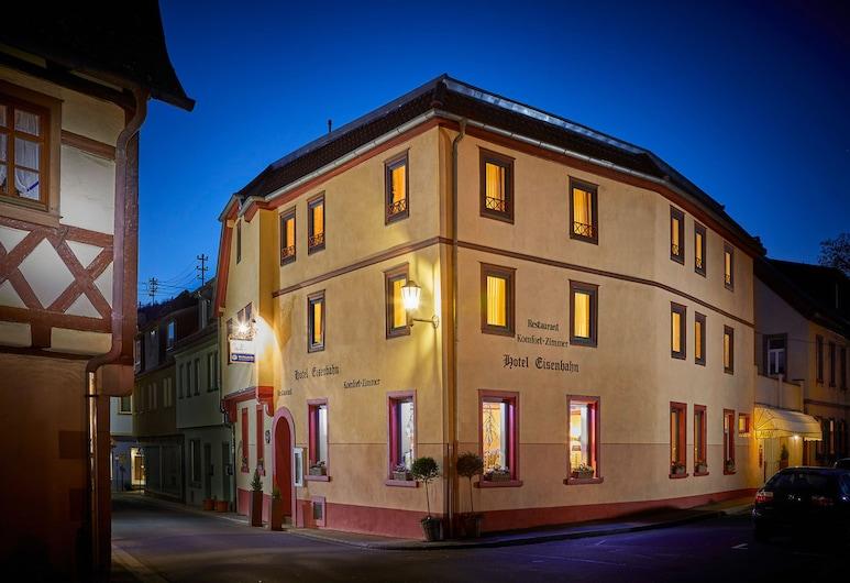 Hotel Restaurant Eisenbahn, Karlstadt