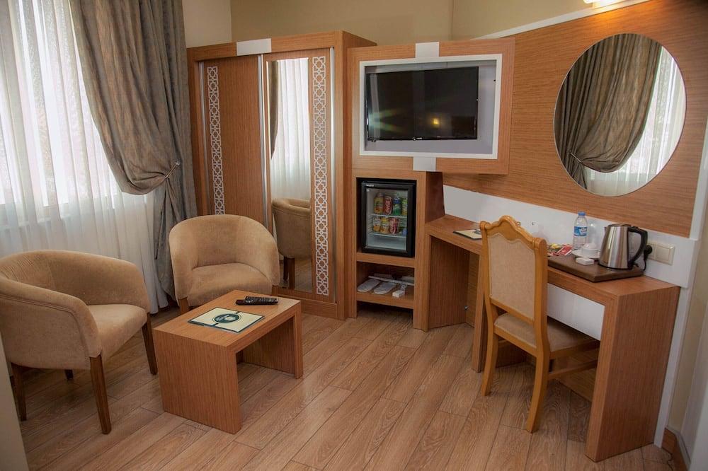 Room, Corner - Living Area