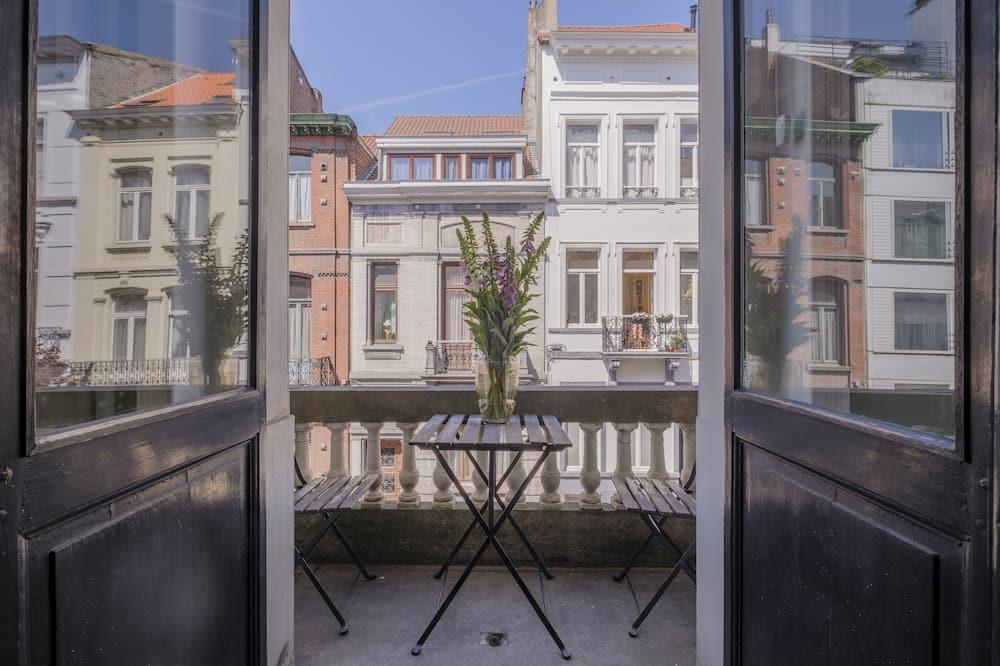 Pokoj typu Deluxe, balkon - Balkón
