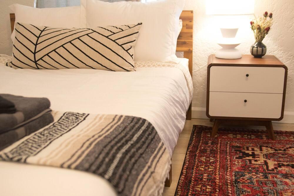 Departamento, 1 cama Queen size con sofá cama - Habitación