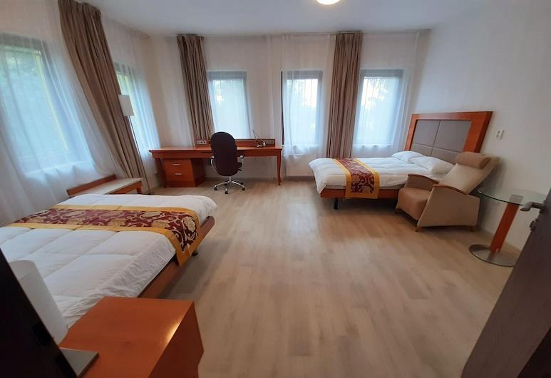 Ejda hotel, Praga, Quarto luxo, Quarto