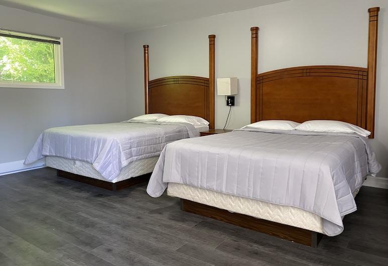 Studio 1 Motel, Cobourg, Pokój dwuosobowy, standardowy, Pokój