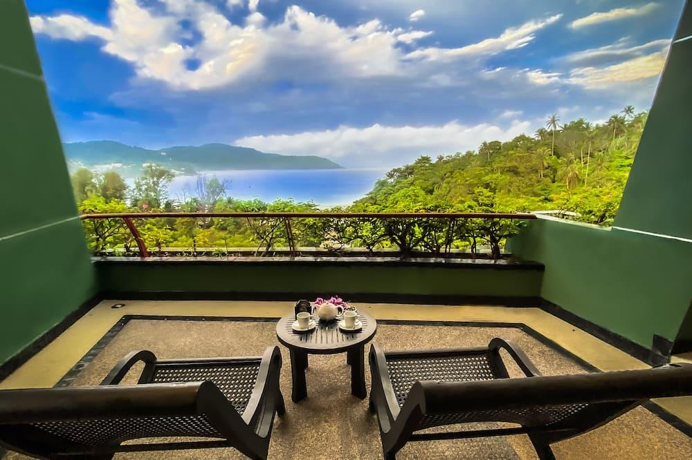 2 Bedroom Grand Sea View - Balkon