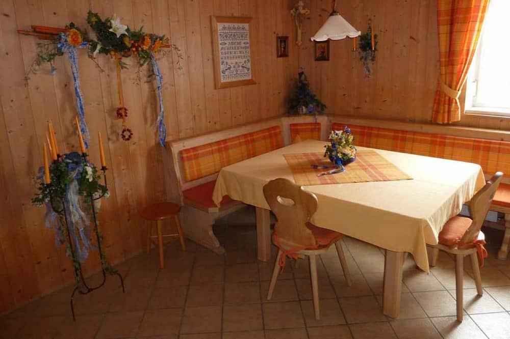 Camera doppia - Pasti in camera