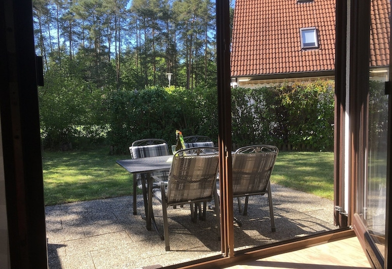 Ferienwohnungen Christina Andreas Wagner, Pleinfeld, Departamento, Terraza o patio
