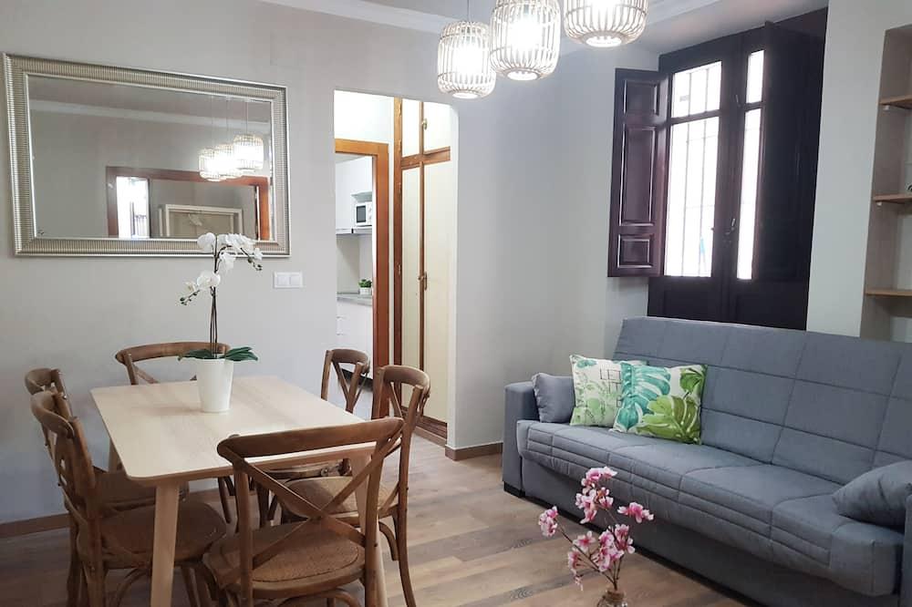 Departamento (2/4 pax.) - Sala de estar