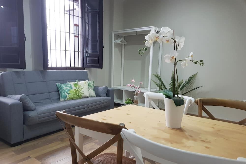 Estudio (2/4 pax.) - Sala de estar