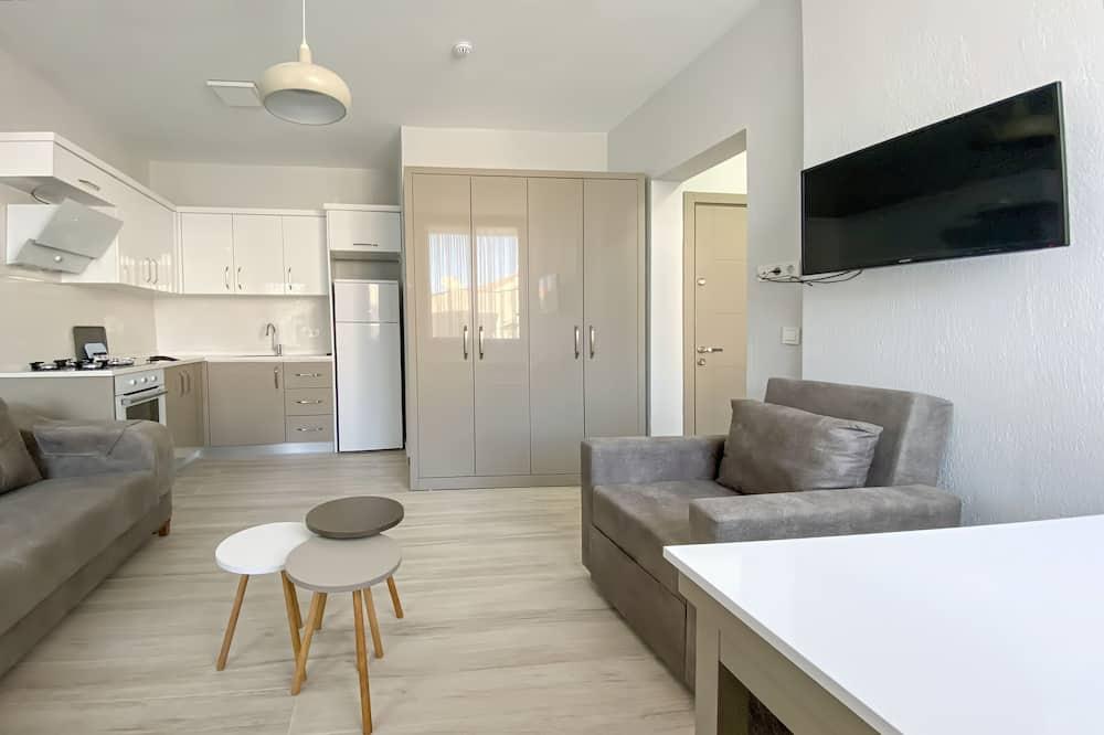 Apart 3 - Obývacie priestory