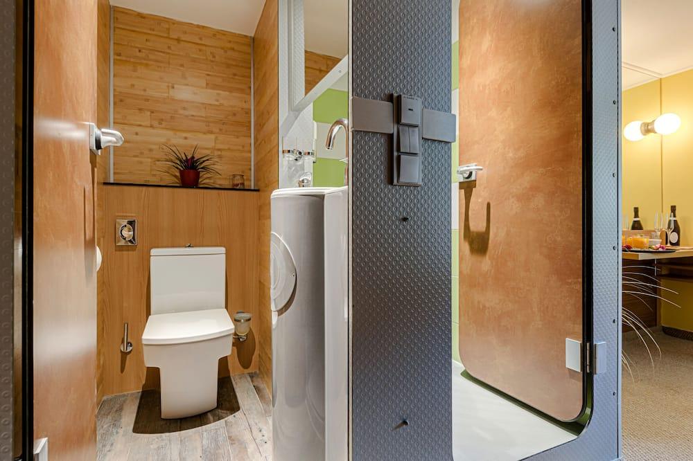 Classic Μικρό Σπίτι, 1 Queen Κρεβάτι - Μπάνιο