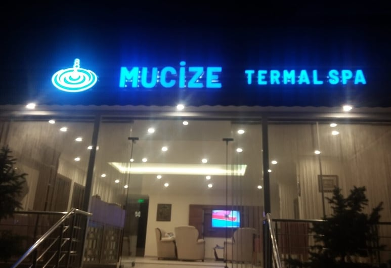 Mucize Termal Spa, Pamukkale, Hotellets front