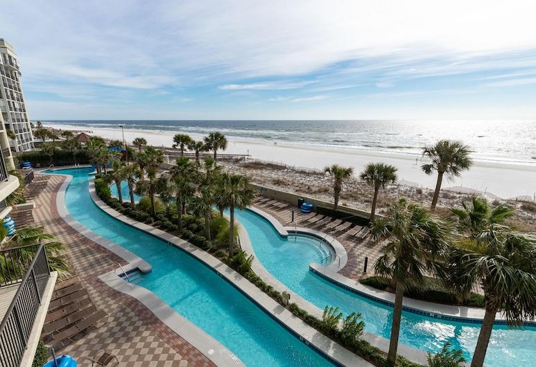 Phoenix West by Brett-robinson Vacations, Orange Beach, Appartement, 3 slaapkamers, Uitzicht op zee, Zwembad