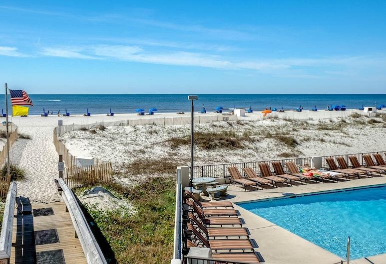 Island Winds East by Brett-robinson Vacations, Gulf Shores, Beach