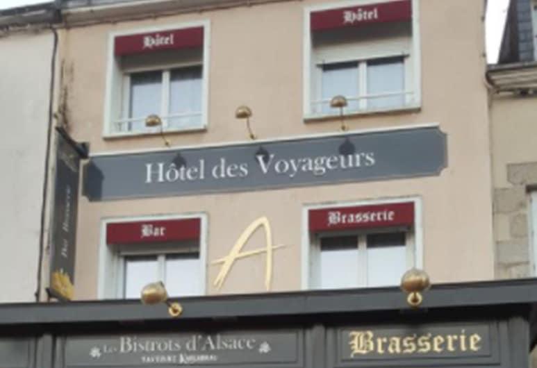 Hotel des Voyageurs, Mayenne