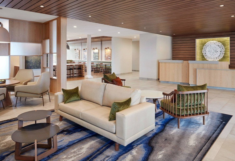 Fairfield Inn & Suites by Marriott Somerset, Somerset, Lobby