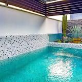 エクスクルーシブ ルーム キングベッド 1 台 プライベートプール - 専用プール
