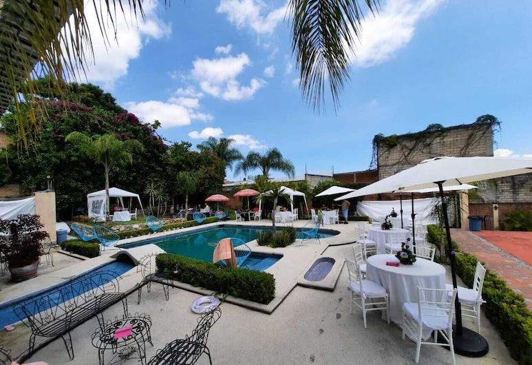 La Era Hotel, Ixtapan de la Sal, Částečně krytý bazén