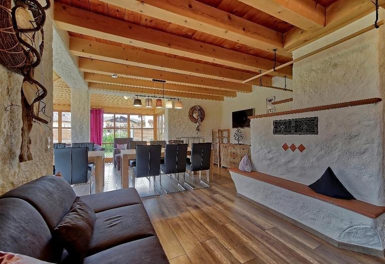 Ferienhaus Hoamat, Zachenberg, Dom, Obývacie priestory