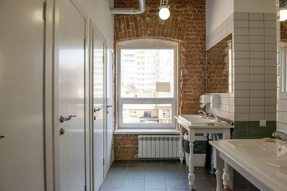 Habitación individual económica - Baño compartido
