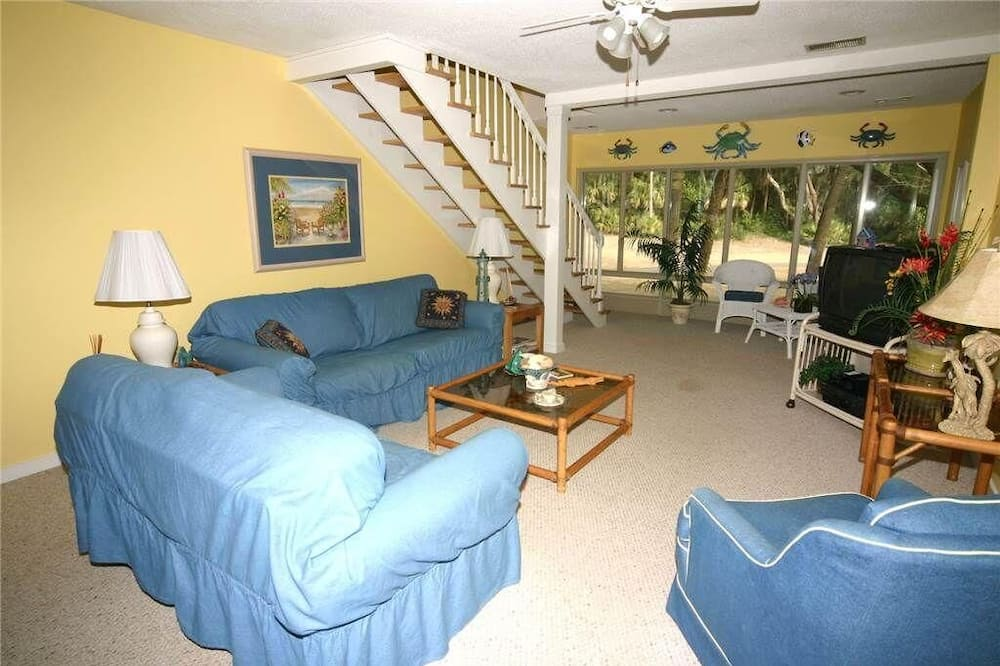 Condo, 2 Queen Beds (Club Cottage 825) - Living Room