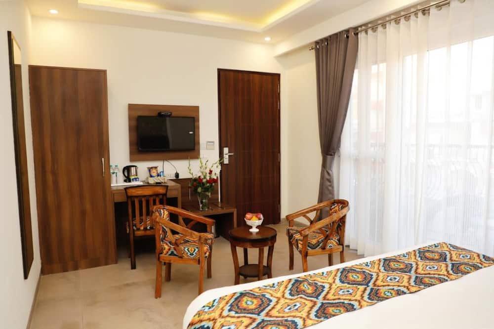 Premium Room, Balcony - Living Area