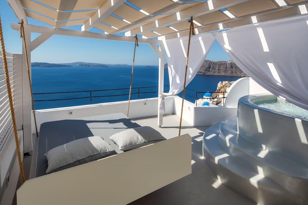 Svit (Blue Dome Suite) - Terrass