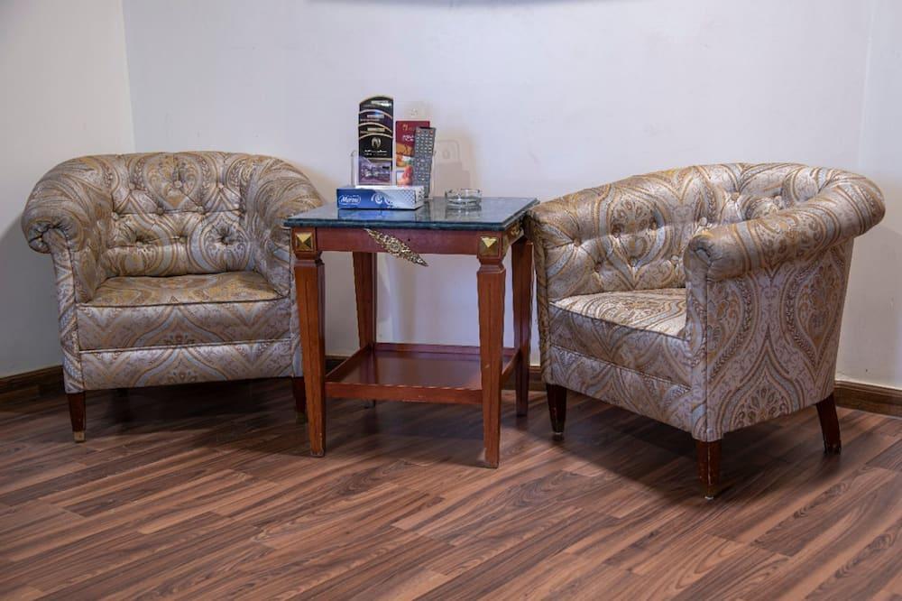 Phòng Suite dành cho gia đình - Khu phòng khách