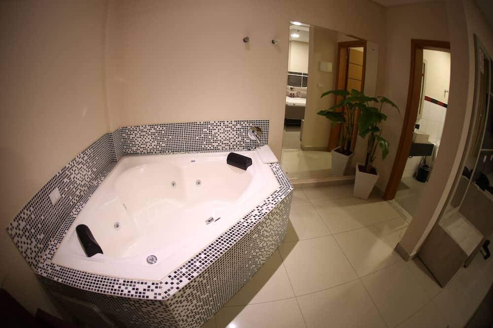 Executive Double Room - Private spa tub