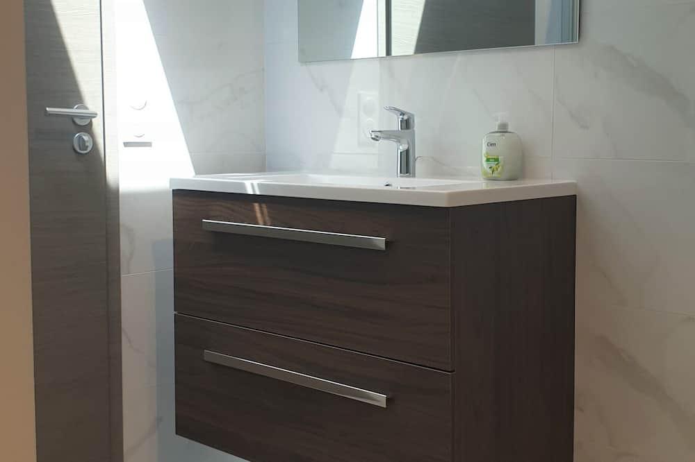 尊爵公寓, 獨立浴室, 湖景 (4 Etoiles) - 浴室