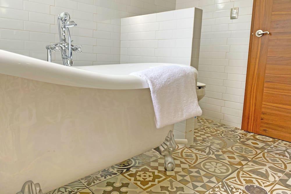 Habitación Deluxe (Suite Miravalle) - Baño