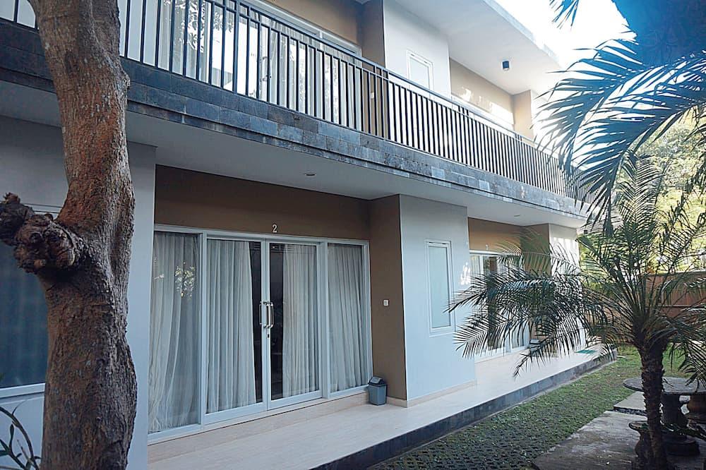 Deluxe-Doppelzimmer - Balkon