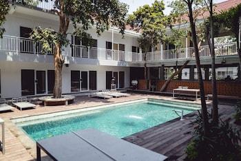 A(z) Double A House hotel fényképe itt: Canggu