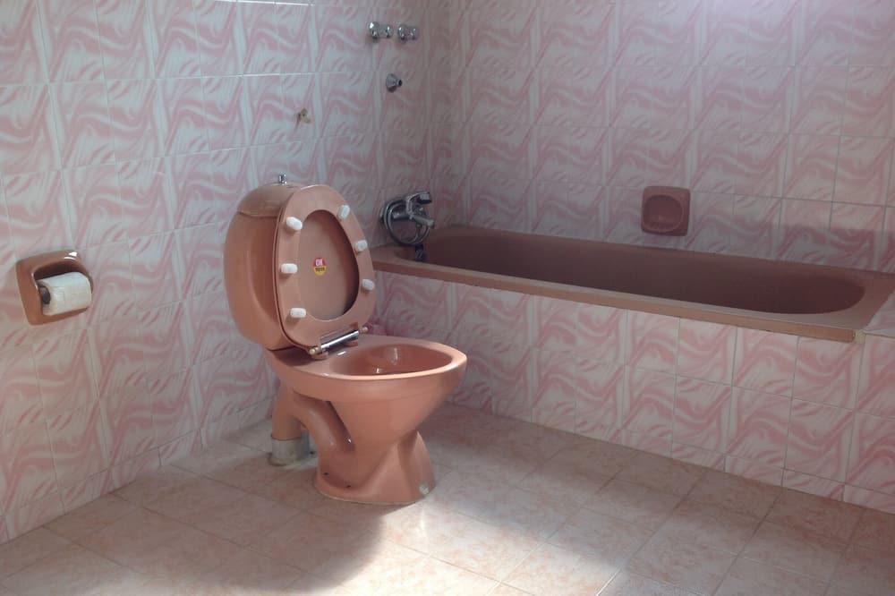 Luxury Double or Twin Room - Bilik mandi