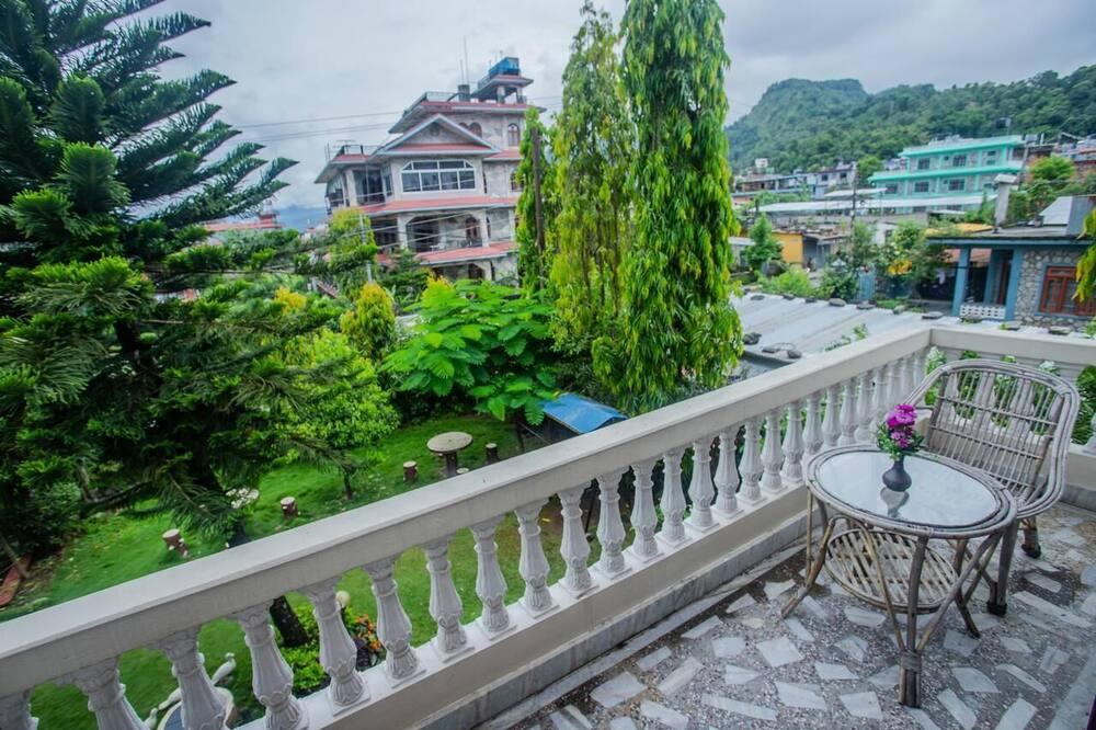 Luxury Double or Twin Room - Pemandangan Balkoni