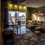 Paaugstināta komforta luksusa numurs, viena guļamistaba - Dzīvojamā zona