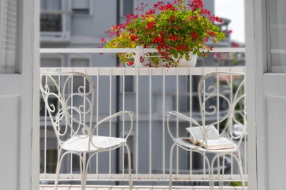 Kamar Double atau Twin Comfort - Balkon