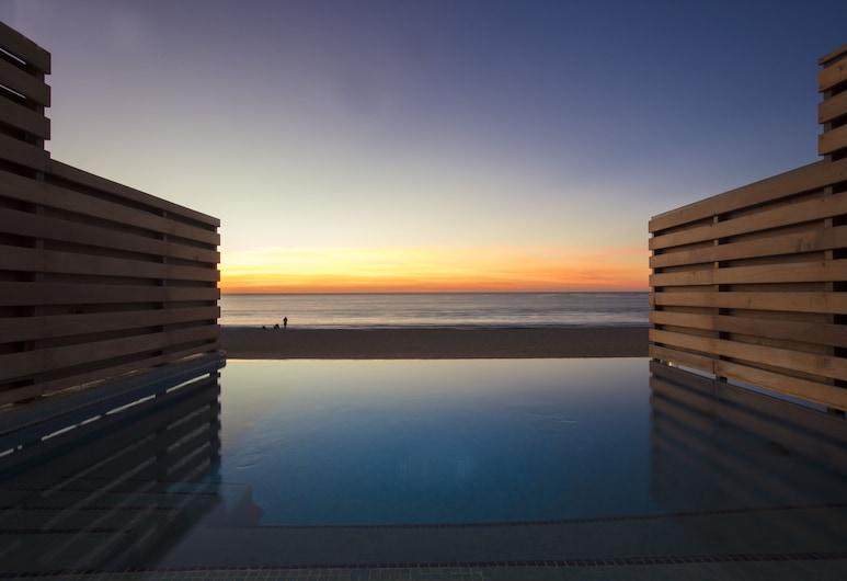 Krystal Grand Los Cabos - All Inclusive, San Jose del Cabo, Altitude Junior Suite Swimout Ocean Front King, วิวจากห้องพัก