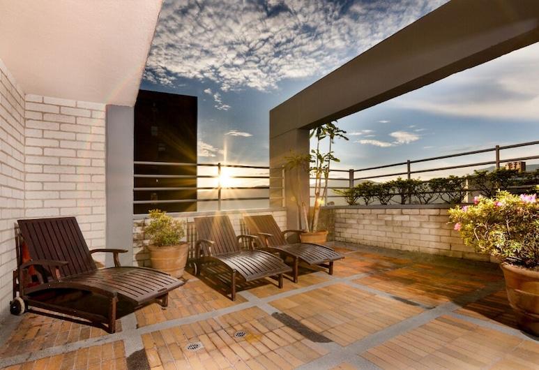 Loslan Real Estate, Medellin, Leilighet – family, Terrasse/veranda