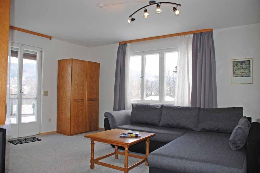 Apartment, Balcony - Living Room