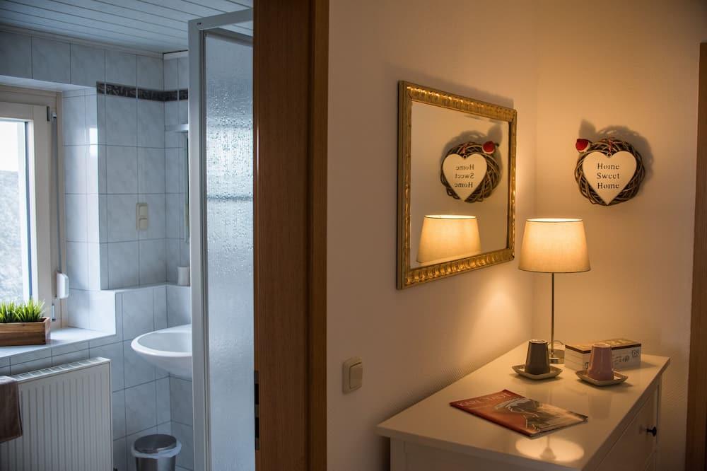 Двухместный номер с 1 двуспальной кроватью (Nord) - Зона гостиной