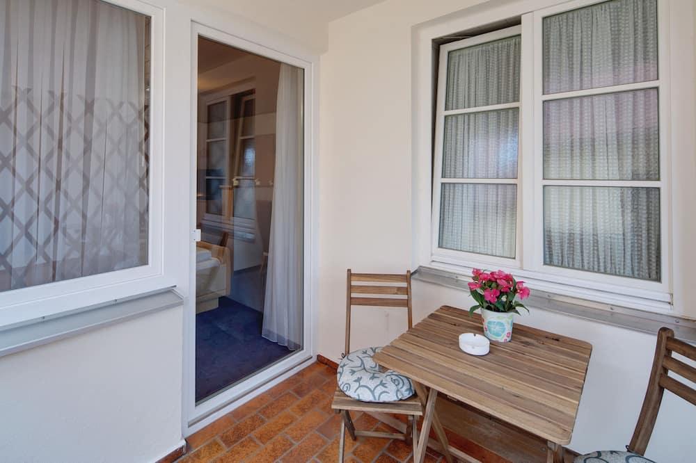 Tweepersoonskamer (1) - Balkon