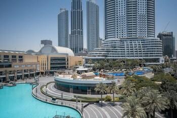 ภาพ Hi Guests Vacation Homes - Souk Al Bahar ใน ดูไบ