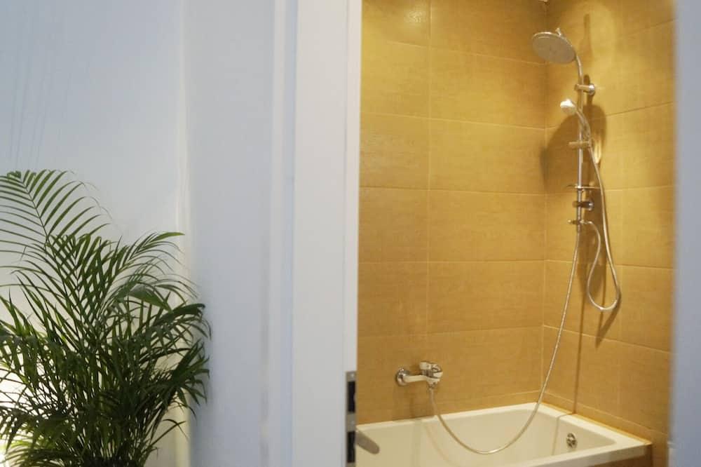 อพาร์ทเมนท์ - ห้องอาบน้ำ