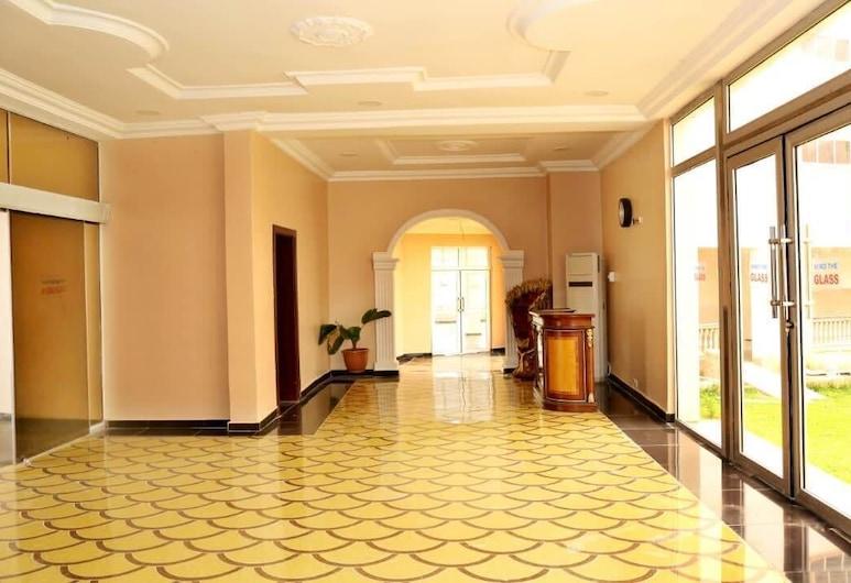 Zeus Paradise Hotel Abuja, Abuja, Lobby