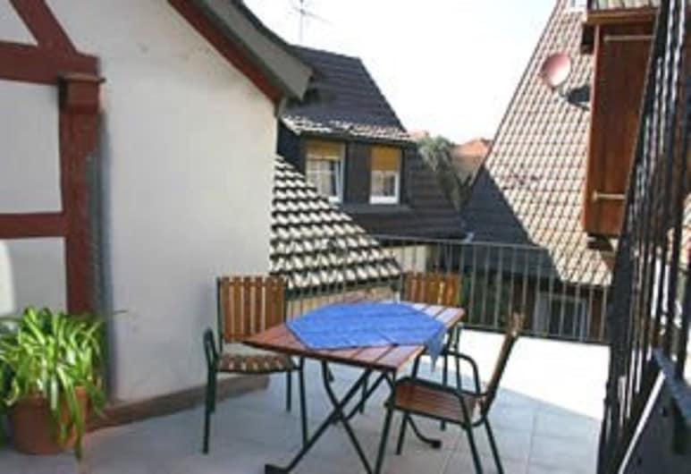 Romantisches Torhaus, Sommerhausen, Terrace/Patio