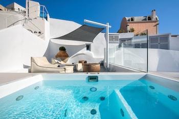 Fotografia do Hill Suites em Santorini