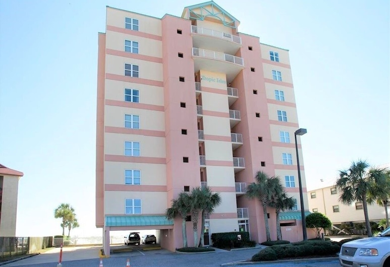 Tropic Isles 504 1 Bedroom Condo, Gulf Shores
