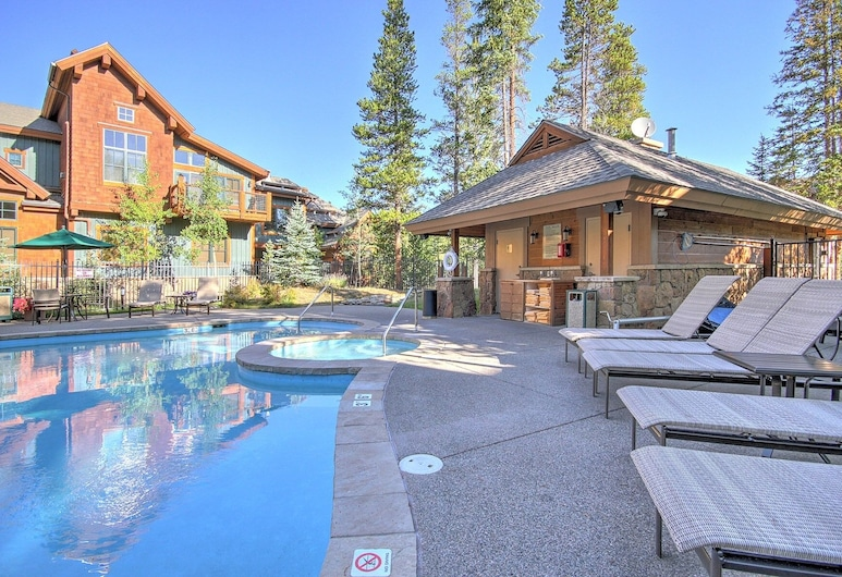 Mountain Thunder 202 2 Bedroom Townhouse, Breckenridge, Townhome, 2 Bedrooms, Pool