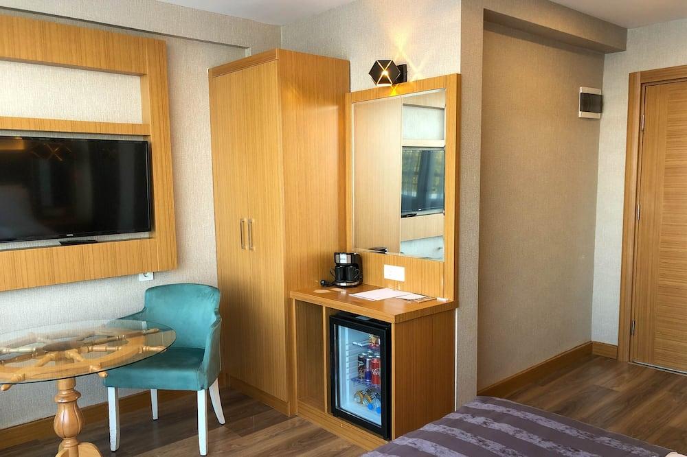 Štandardná izba, výhľad na záhradu - Obývacie priestory