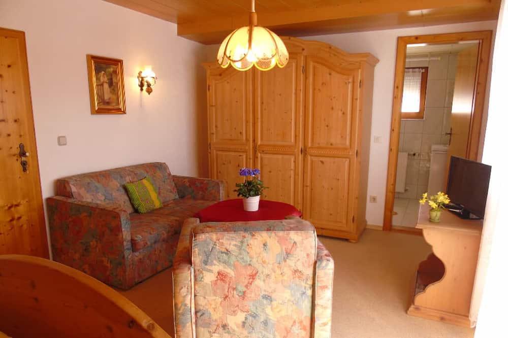 Pokój dwuosobowy - Powierzchnia mieszkalna